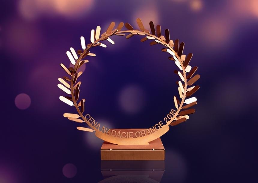 Víťazi Ceny Nadácie Orange za rok 2016