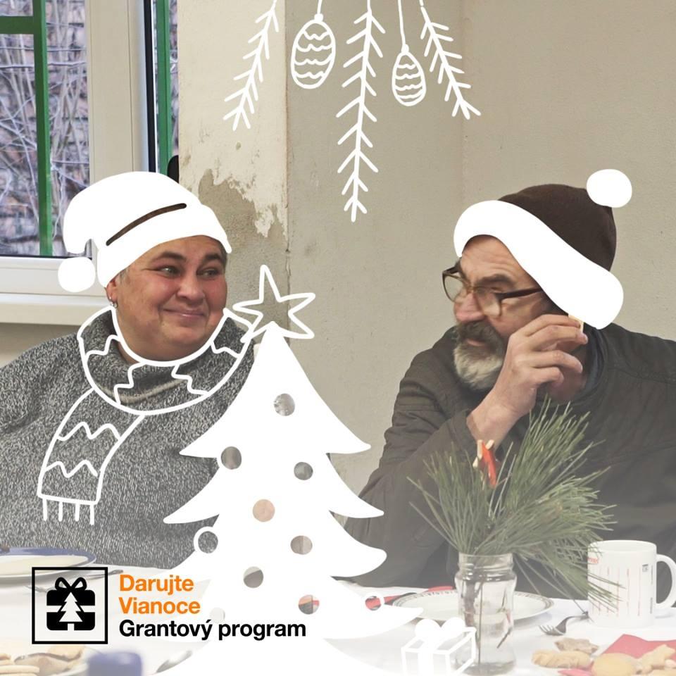 Aj tento rok darujeme Vianoce